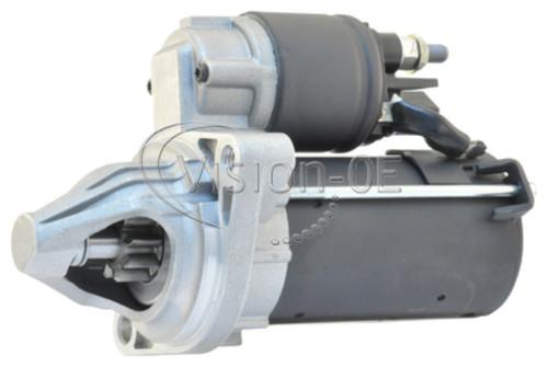 Imagen de Motor de arranque para BMW Marca VISION-OE Remanufacturado Número de Parte 52024