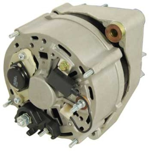 Imagen de Alternador para BMW 325i 1994 BMW 325iX 1989 Marca WAI WORLD POWER SYSTEMS Número de Parte 14813N