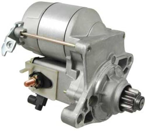 Imagen de Motor de arranque para Acura Integra 1999 2001 Honda Civic del Sol 1996 Marca WAI WORLD POWER SYSTEMS Número de Parte 17584N