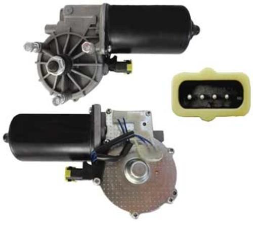 Imagen de Motor de Limpiaparabrisas para Land Rover Range Rover 2008 BMW 528i 1997 1999 BMW 530i 2001 Marca WAI WORLD POWER SYSTEMS Número de Parte WPM2103