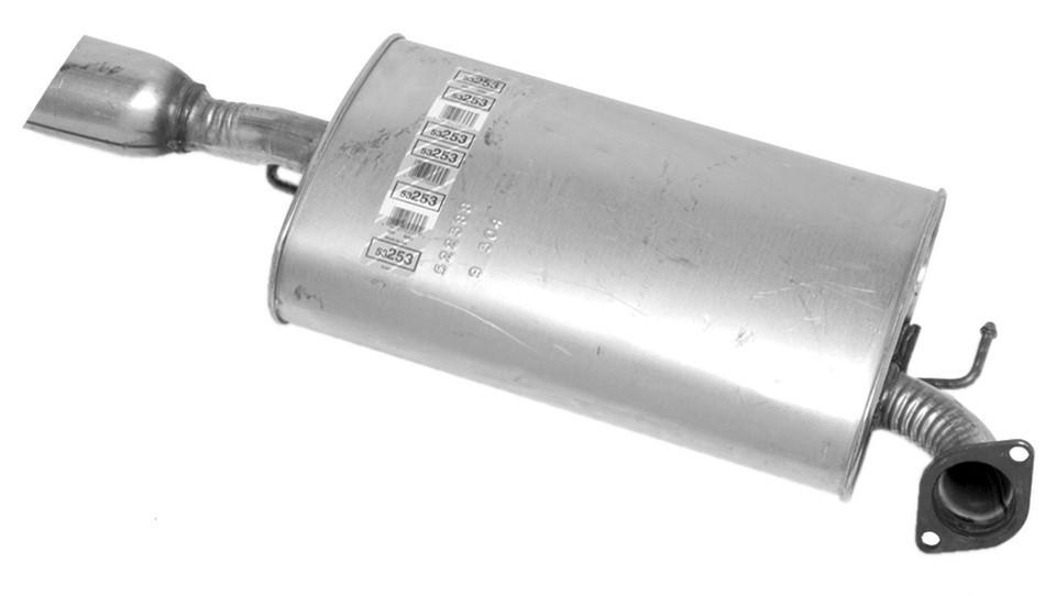 Imagen de Conjunto del silenciador de escape Quiet-Flow SS para Toyota Avalon 1997 Marca WALKER Número de Parte 53253