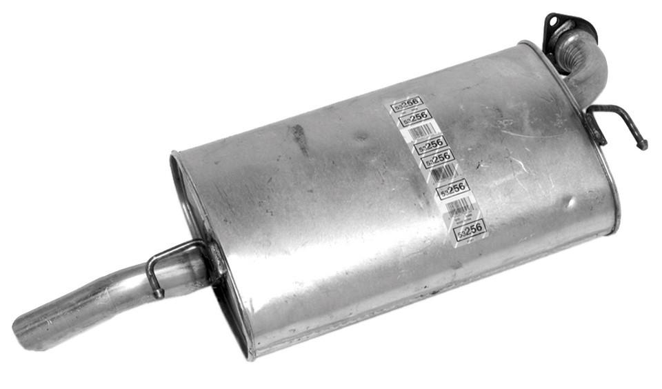 Imagen de Conjunto del silenciador de escape Quiet-Flow SS para Toyota Avalon 1998 1999 Marca WALKER Número de Parte 53256