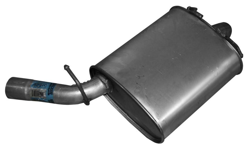 Imagen de Conjunto del silenciador de escape Quiet-Flow SS para Cadillac CTS 2003 2004 Marca WALKER Número de Parte 53528