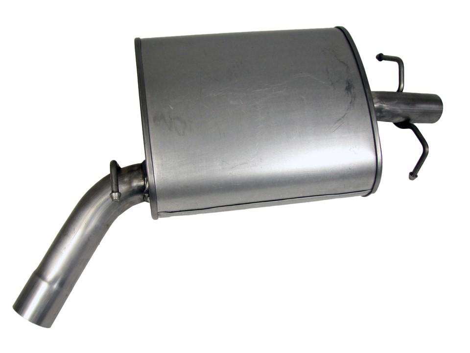 Imagen de Conjunto del silenciador de escape Quiet-Flow SS para Cadillac SRX 2004 2005 2006 2007 Marca WALKER Número de Parte 53778