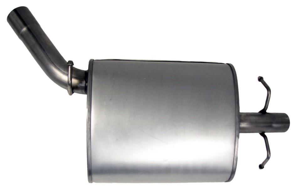 Imagen de Conjunto del silenciador de escape Quiet-Flow SS para Cadillac SRX 2004 2005 2006 2007 Marca WALKER Número de Parte 53779