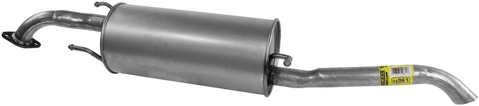 Imagen de Conjunto del silenciador de escape Quiet-Flow SS para Chevrolet Aveo 2009 2010 2011 Marca WALKER Número de Parte #54861
