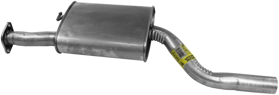 Imagen de Conjunto del silenciador de escape Quiet-Flow SS para Hyundai Santa Fe 2007 2008 2009 Marca WALKER Número de Parte #54872