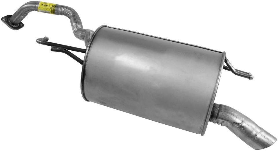 Imagen de Conjunto del silenciador de escape Quiet-Flow SS para Hyundai Santa Fe 2007 2008 2009 Marca WALKER Número de Parte #54881