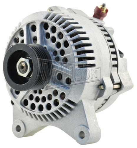 Imagen de Alternador para Ford E-350 Super Duty 2003 Ford E-450 Super Duty 2003 Marca WILSON AUTO ELECTRIC Remanufacturado Número de Parte 90-02-5076