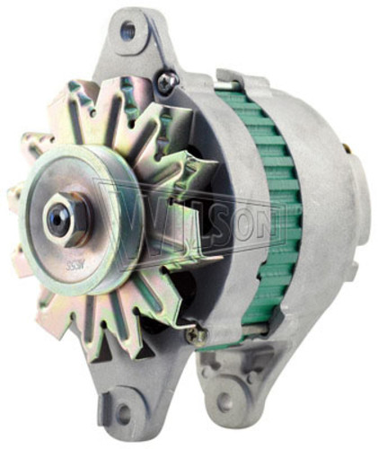 Imagen de Alternador para Mazda B2600 1987 Marca WILSON AUTO ELECTRIC Número de Parte 90-27-3029