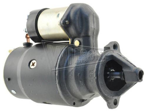 Imagen de Motor de arranque para GMC P3500 1990 Marca WILSON AUTO ELECTRIC Número de Parte 91-01-3831