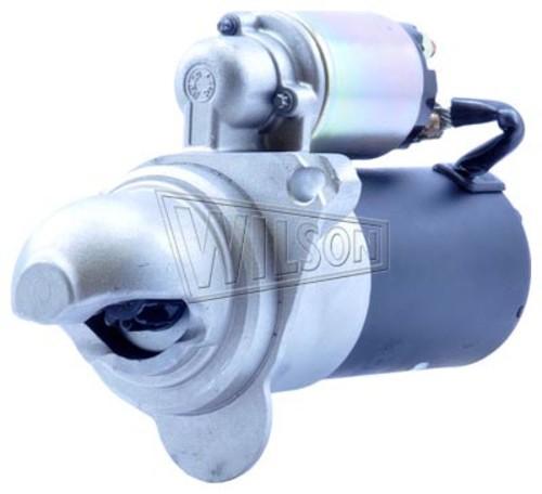 Imagen de Motor de arranque para Chevrolet Trailblazer 2005 GMC Canyon 2005 Marca WILSON AUTO ELECTRIC Remanufacturado Número de Parte 91-01-4764