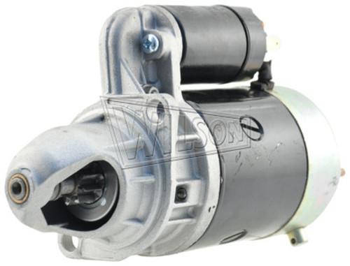 Imagen de Motor de arranque para Volvo 244 1980 Marca WILSON AUTO ELECTRIC Número de Parte 91-15-6821