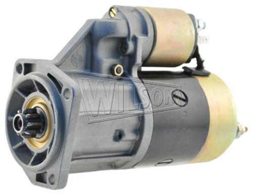 Imagen de Motor de arranque para Volkswagen Scirocco 1977 Marca WILSON AUTO ELECTRIC Número de Parte 91-15-6856