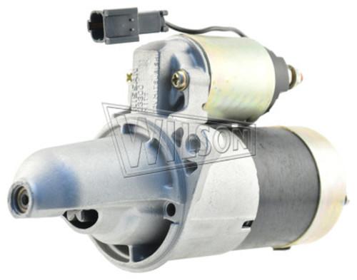 Imagen de Motor de arranque para Nissan Sentra 1992 1993 1994 Nissan NX 1991 Marca WILSON AUTO ELECTRIC Remanufacturado Número de Parte 91-25-1059