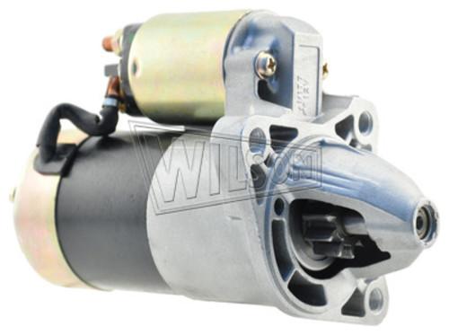 Imagen de Motor de arranque para Mazda B2200 1989 1993 Marca WILSON AUTO ELECTRIC Número de Parte 91-27-3061N