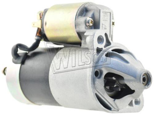 Imagen de Motor de arranque para Dodge Stealth 1993 Marca WILSON AUTO ELECTRIC Número de Parte 91-27-3163