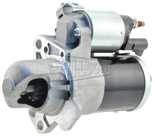 Imagen de Motor de arranque para Buick Enclave 2008 Saturn Aura 2007 Marca WILSON AUTO ELECTRIC Número de Parte 91-27-3399N